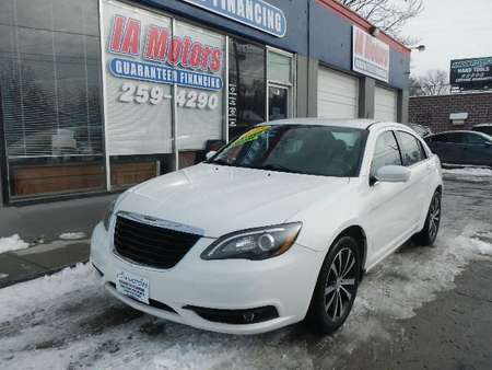 2014 Chrysler 200 LIMITED for Sale  - 10423  - IA Motors