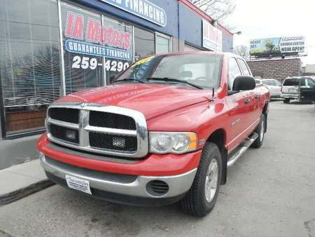 2005 Dodge Ram 1500 ST 4WD Quad Cab for Sale  - 10433  - IA Motors