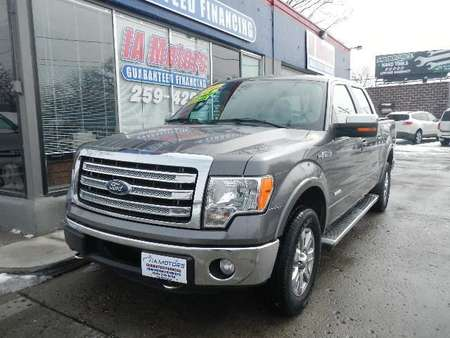2013 Ford F-150 SUPERCREW 4WD for Sale  - 10434  - IA Motors