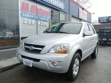 2009 Kia Sorento LX 4WD for Sale  - 10435  - IA Motors