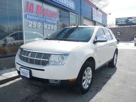 2008 Lincoln MKX AWD for Sale  - 10437  - IA Motors