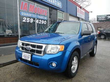 2011 Ford Escape XLT 4WD for Sale  - 10440  - IA Motors