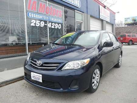 2013 Toyota Corolla LE for Sale  - 10451  - IA Motors
