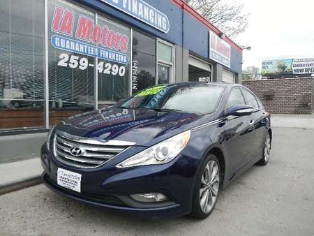 2014 Hyundai Sonata LIMITED for Sale  - 10459  - IA Motors