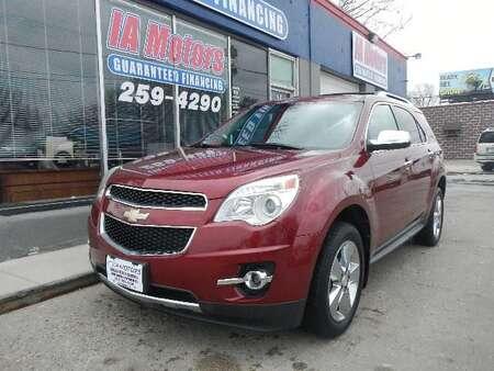 2012 Chevrolet Equinox LTZ AWD for Sale  - 10463  - IA Motors
