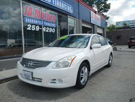 2011 Nissan Altima SE for Sale  - 10469  - IA Motors