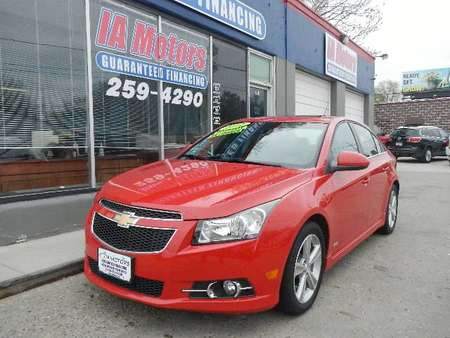 2012 Chevrolet Cruze LT for Sale  - 10471  - IA Motors