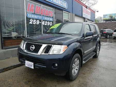 2011 Nissan Pathfinder SILVER EDITION 4WD for Sale  - 10477  - IA Motors