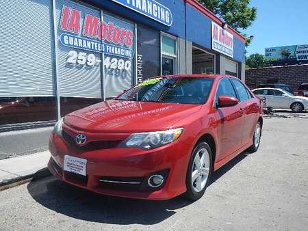 2012 Toyota Camry SE for Sale  - 10492  - IA Motors