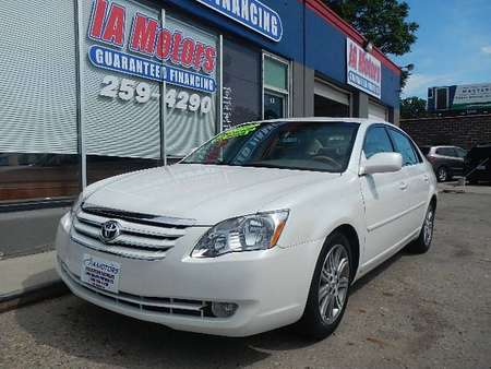 2007 Toyota Avalon LIMITED for Sale  - 10495  - IA Motors