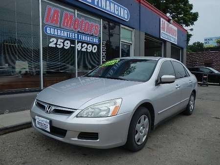 2006 Honda Accord LX for Sale  - 10494  - IA Motors
