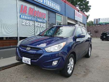 2013 Hyundai Tucson GLS for Sale  - 10504  - IA Motors