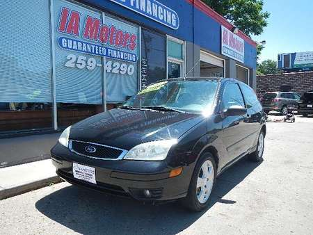 2007 Ford Focus ZX3 for Sale  - 10505  - IA Motors