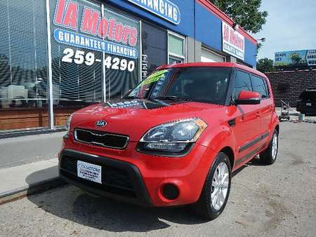 2013 Kia Soul + for Sale  - 10507  - IA Motors