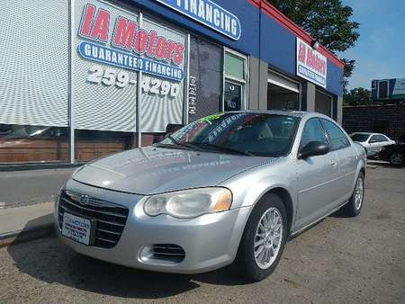 2005 Chrysler Sebring TOURING for Sale  - 10516  - IA Motors