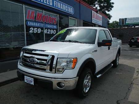 2010 Ford F-150 SUPER CAB 4WD SuperCab for Sale  - 10522  - IA Motors