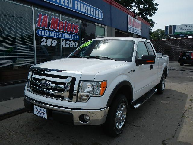 2010 Ford F-150 SUPER CAB 4WD SuperCab  - 10522  - IA Motors