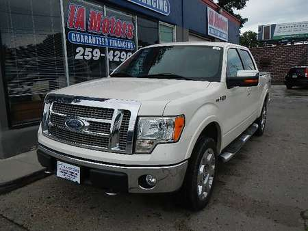 2009 Ford F-150 LARIAT 4WD SuperCrew for Sale  - 10528  - IA Motors