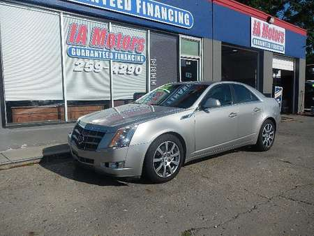 2008 Cadillac CTS HI FEATURE V6 for Sale  - 10548  - IA Motors