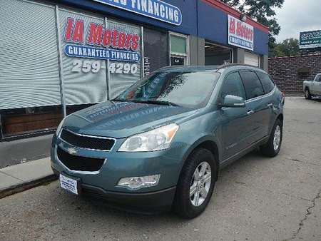 2009 Chevrolet Traverse LT AWD for Sale  - 10561  - IA Motors