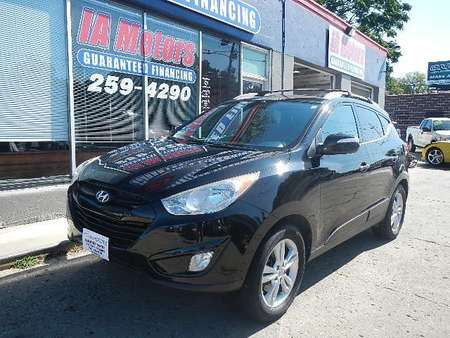 2013 Hyundai Tucson GLS AWD for Sale  - 10574  - IA Motors