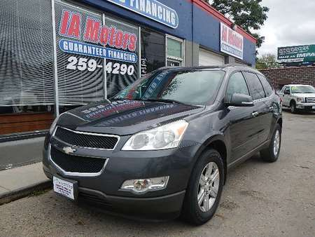 2012 Chevrolet Traverse LT AWD for Sale  - 10577  - IA Motors