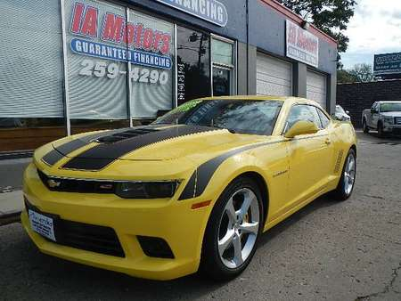 2015 Chevrolet Camaro 2SS for Sale  - 10578  - IA Motors