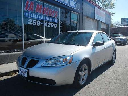 2009 Pontiac G6 GT for Sale  - 10582  - IA Motors
