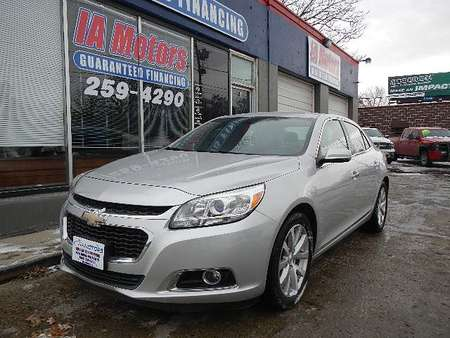 2015 Chevrolet Malibu LTZ for Sale  - 10593  - IA Motors