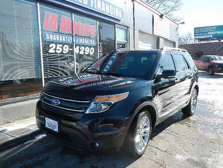 2012 Ford Explorer LIMITED 4WD for Sale  - 10599  - IA Motors