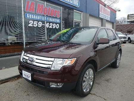 2009 Ford Edge LIMITED AWD for Sale  - 10606  - IA Motors