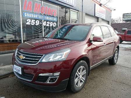 2015 Chevrolet Traverse LT AWD for Sale  - 10617  - IA Motors