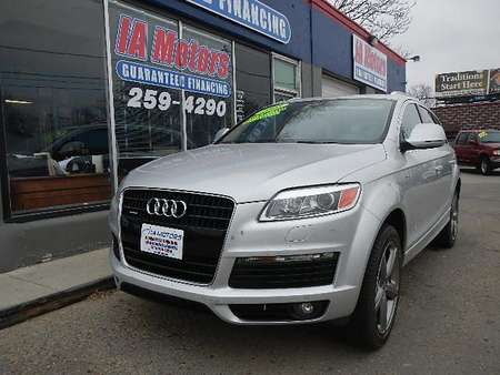2008 Audi Q7 3.6 QUATTRO PREMIUM S-LINE for Sale  - 10623  - IA Motors