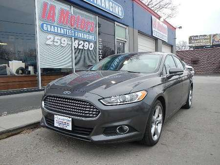 2016 Ford Fusion SE AWD for Sale  - 10625  - IA Motors