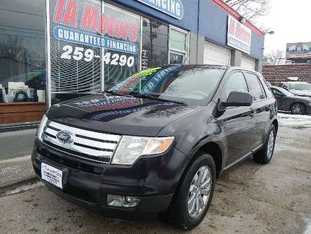 2007 Ford Edge SEL PLUS AWD for Sale  - 10633  - IA Motors