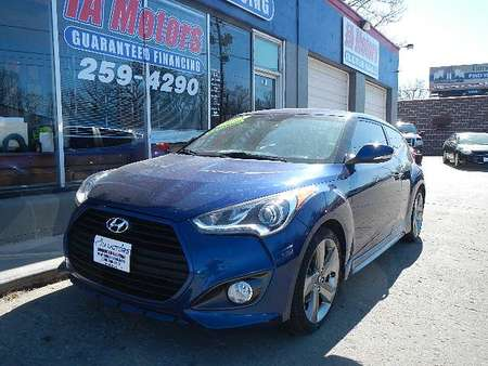 2015 Hyundai Veloster TURBO for Sale  - 10652  - IA Motors