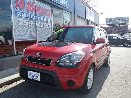 2013 Kia Soul + for Sale  - 10661  - IA Motors