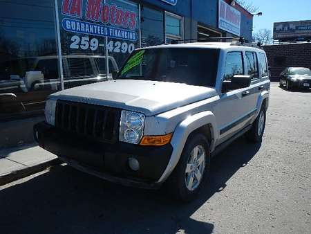 2006 Jeep Commander 4WD for Sale  - 10665  - IA Motors