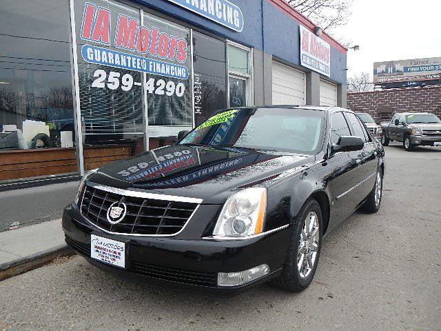 2008 Cadillac DTS  - IA Motors