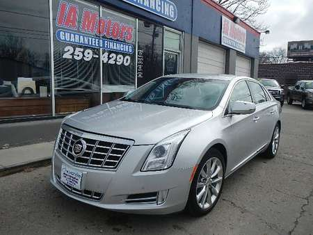 2014 Cadillac XTS LUXURY COLLECTION AWD for Sale  - 10669  - IA Motors