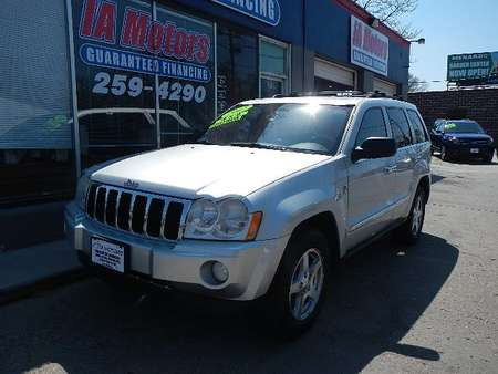 2007 Jeep Grand Cherokee LIMITED 4WD for Sale  - 10690  - IA Motors