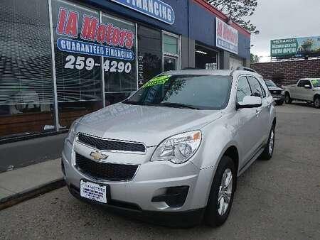 2012 Chevrolet Equinox LT for Sale  - 10705  - IA Motors