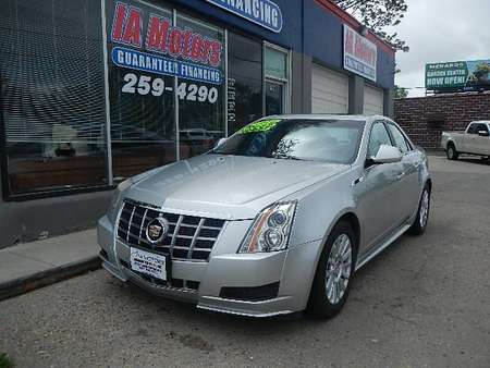 2012 Cadillac CTS LUXURY COLLECTION AWD for Sale  - 10706  - IA Motors