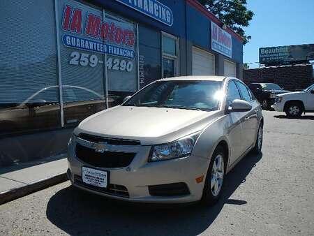 2011 Chevrolet Cruze LT for Sale  - 10753  - IA Motors