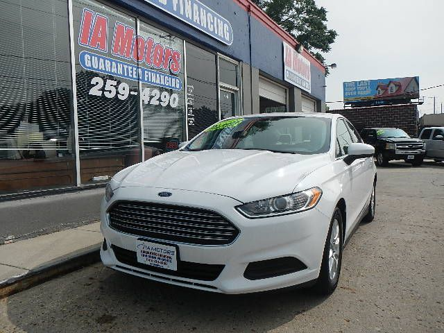 2015 Ford Fusion  - IA Motors
