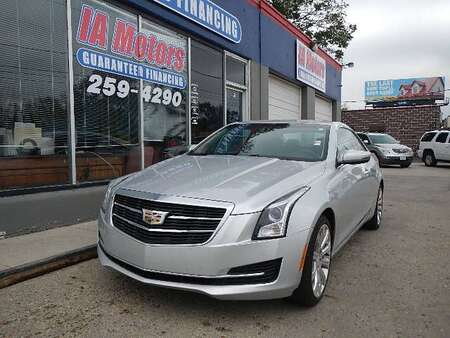 2016 Cadillac ATS COUPE BASE AWD for Sale  - 10797  - IA Motors