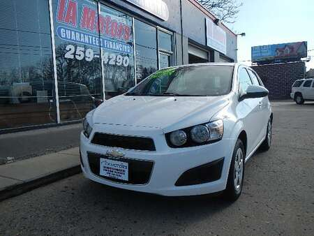 2013 Chevrolet Sonic LS for Sale  - 10815  - IA Motors