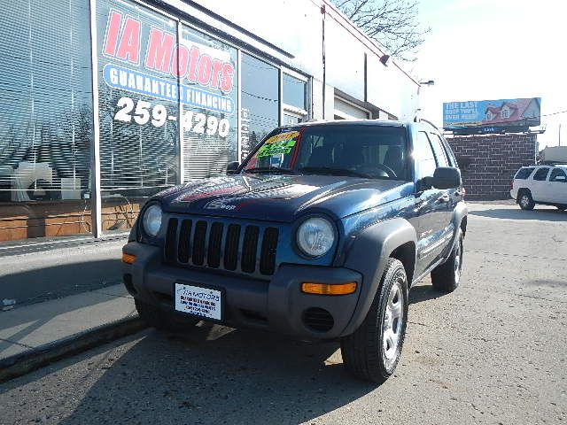 2003 Jeep Liberty  - IA Motors