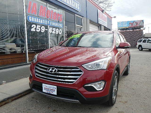 2013 Hyundai Santa Fe  - IA Motors