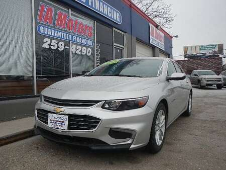 2016 Chevrolet Malibu LT for Sale  - 10845  - IA Motors